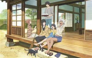 Flying Witch Subtitle Indonesia Batch