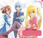 Hayate no Gotoku! Can't Take My Eyes Off You Subtitle Indonesia Batch
