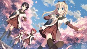Yuru Yuri BD Subtitle Indonesia Batch