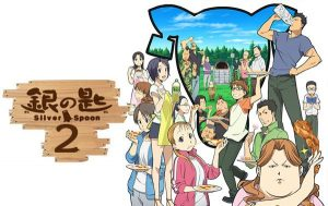 Gin no Saji 2 BD Subtitle Indonesia Batch