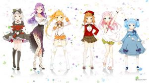 Fantasista Doll BD Subtitle Indonesia Batch