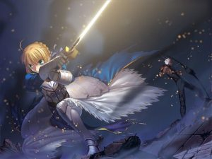 Fate/stay night BD Subtitle Indonesia Batch