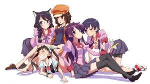 Nisemonogatari BD Subtitle Indonesia Batch