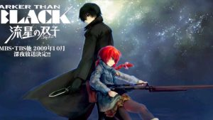 Darker than Black Season 2 BD Subtitle Indonesia Batch