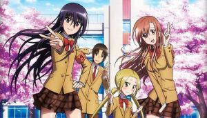 Seitokai Yakuindomo BD Subtitle Indonesia Batch