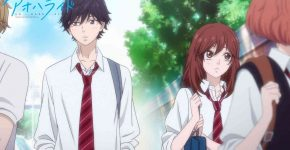 Ao Haru Ride BD Subtitle Indonesia Batch