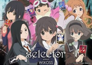 Selector Spread WIXOSS BD Subtitle Indonesia Batch