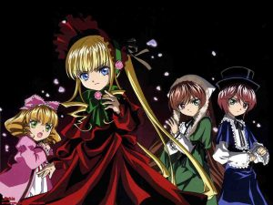Rozen Maiden BD Subtitle Indonesia Batch