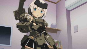 Frame Arms Girl Subtitle Indonesia Batch