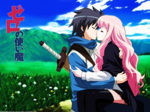 Zero no Tsukaima F BD Subtitle Indonesia Batch