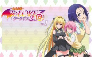 To LOVE-Ru Darkness 2nd BD Subtitle Indonesia Batch