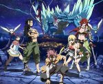 Fairy Tail Movie 2: Dragon Cry BD Subtitle Indonesia