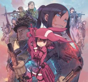 Sword Art Online Alternative: Gun Gale Online Subtitle Indonesia Batch
