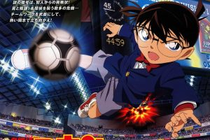 Detective Conan Movie 16: The Eleventh Striker Subtitle Indonesia